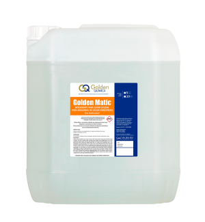 Detergente para lava-loças automáticas – Golden Matic 20L