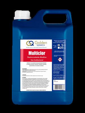 Detergente Clorado – Multiclor