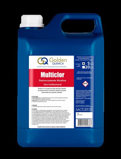 Detergente Clorado - Multiclor