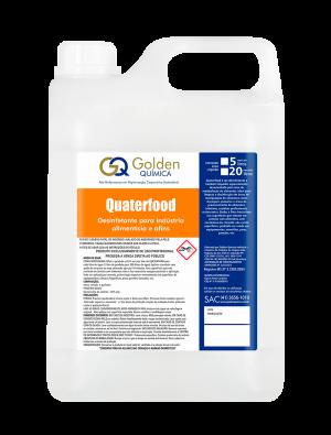 Desinfetante Líquido – Quaterfood