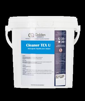 Detergente Líquido para roupa – Cleaner TEX U
