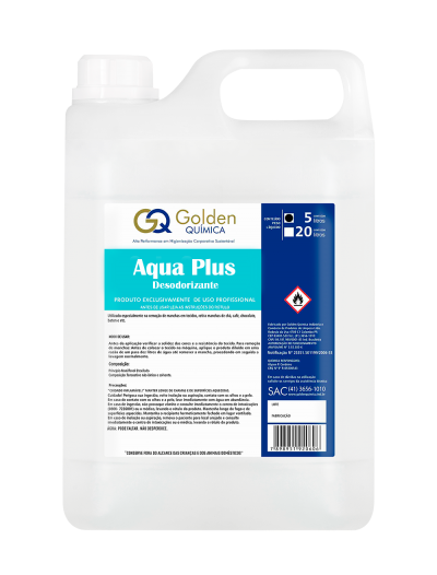 Desodorizante Aqua Plus