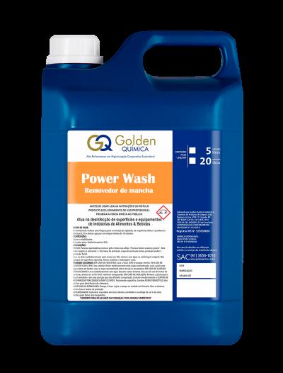 Removedor de mancha Power wash
