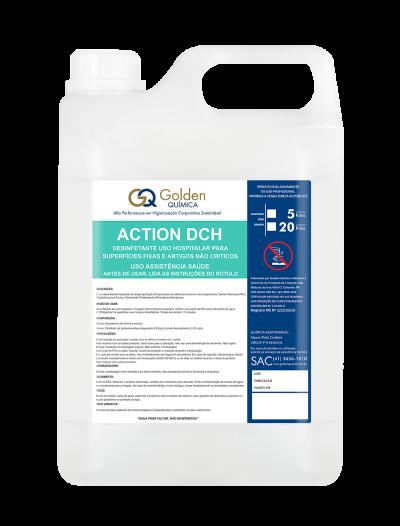 Desinfetante Hospitalar - Action DCH