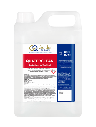 Desinfetante - Quarterclean